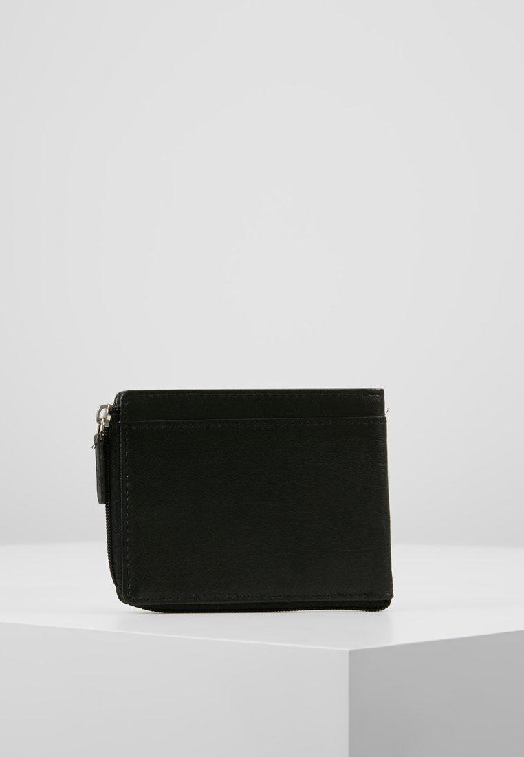 New Look - ZIP AROUND  - Punge - black