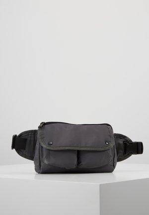CONCEALLED POCKET BUMBAG  - Bum bag - mid grey