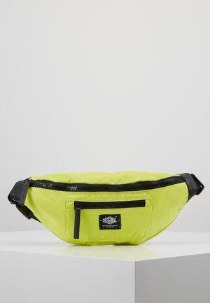 BUM BAG - Heuptas - bright yellow