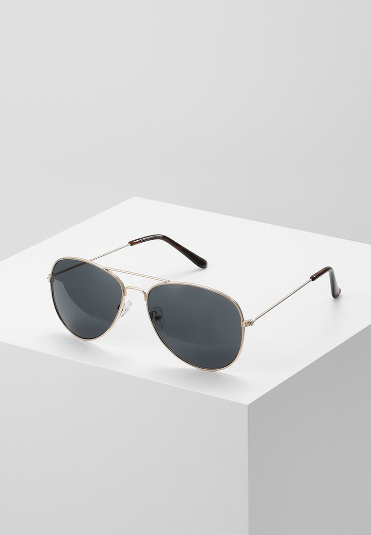 New Look - Solglasögon - gold-coloured