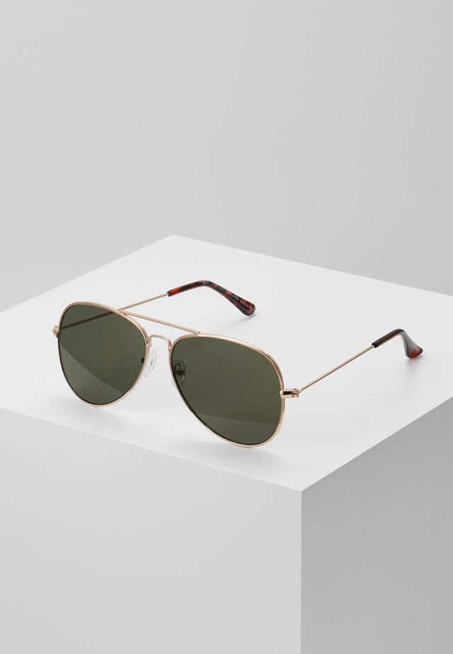CORE AVIATOR - Lunettes de soleil - gold-coloured
