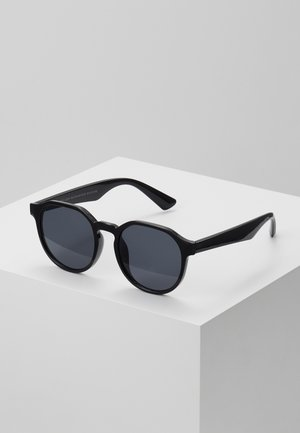 CORE PREPPY ROUND - Sunglasses - black