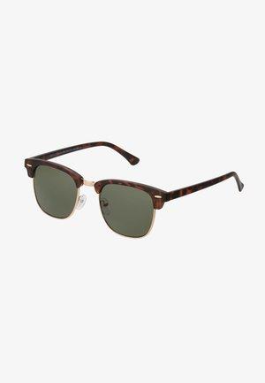 CORE CLUB - Gafas de sol - brown pattern