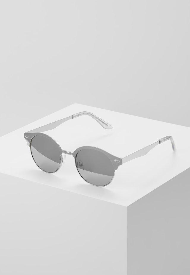 CLUB - Solglasögon - silver-coloured