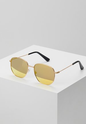 COMBO NAVIGATOR - Sunglasses - bright yellow