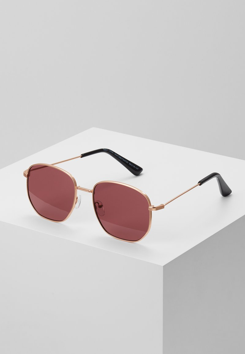 New Look - COMBO NAVIGATOR - Sunglasses - mid pink