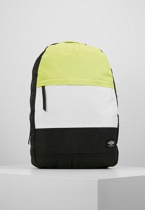 STRIPE BACKPACK  - Zaino - bright yellow