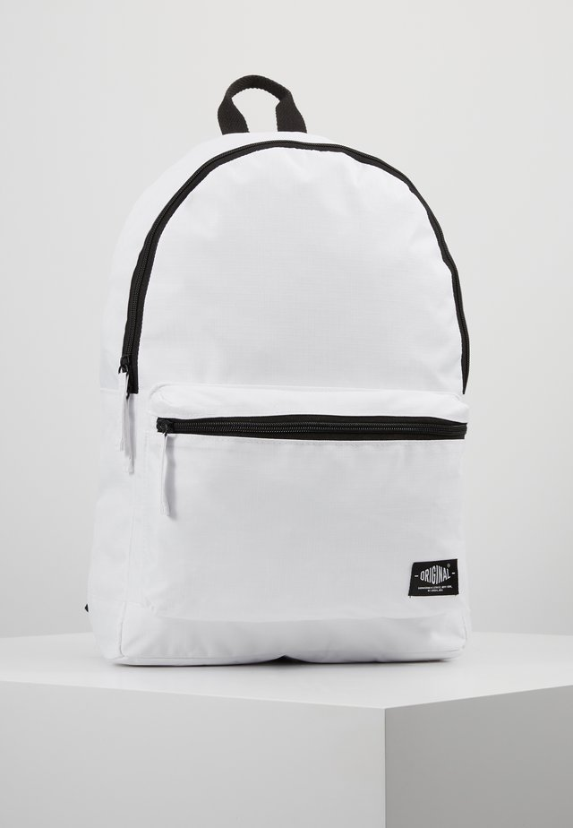 CASUAL BACKPACK - Reppu - white