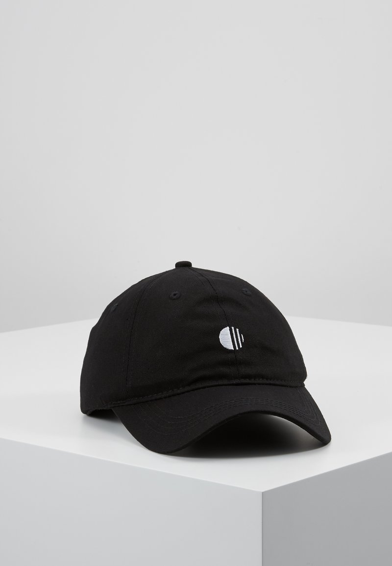 New Look - CORE EMBROIDERY - Caps - stone