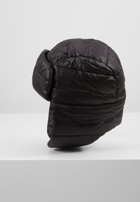 New Look - QUILTED TRAPPER  - Beanie - black - 3