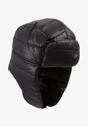 QUILTED TRAPPER  - Gorro - black