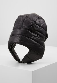 New Look - QUILTED TRAPPER  - Beanie - black - 2