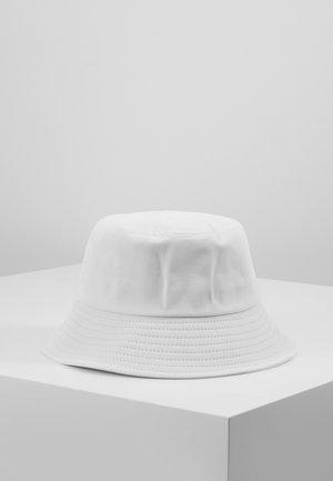 BUCKET HAT - Cappello - white
