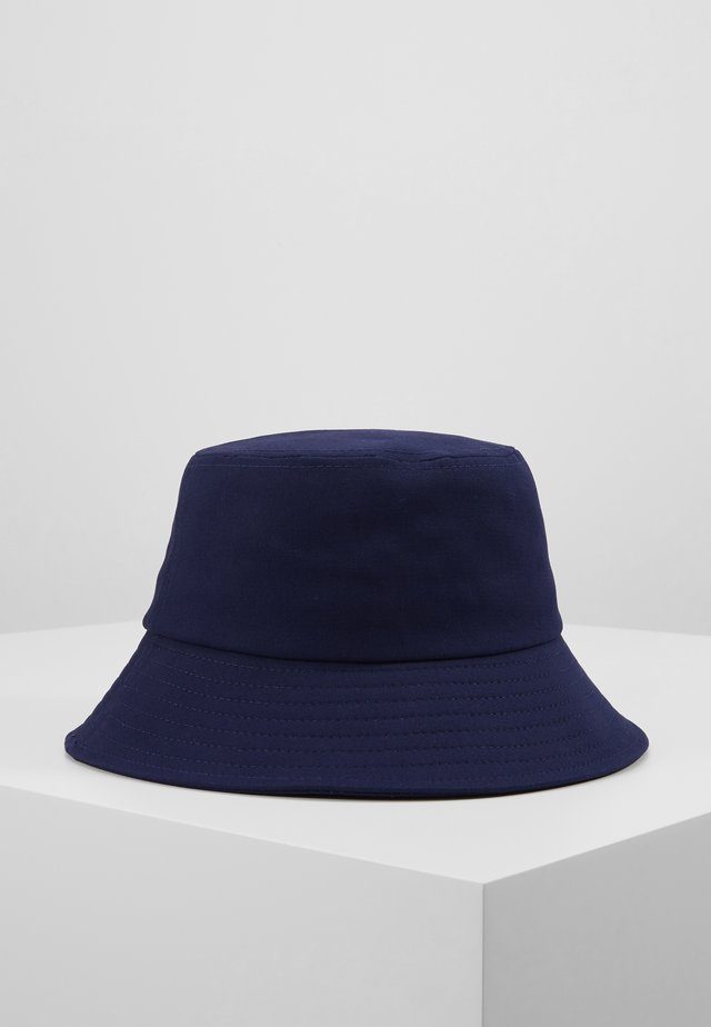 BUCKET HAT - Hat - navy