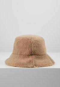 New Look - BORG BUCKET  - Hat - camel - 2
