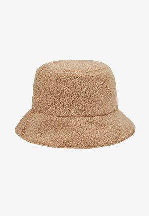 BORG BUCKET  - Hat - camel