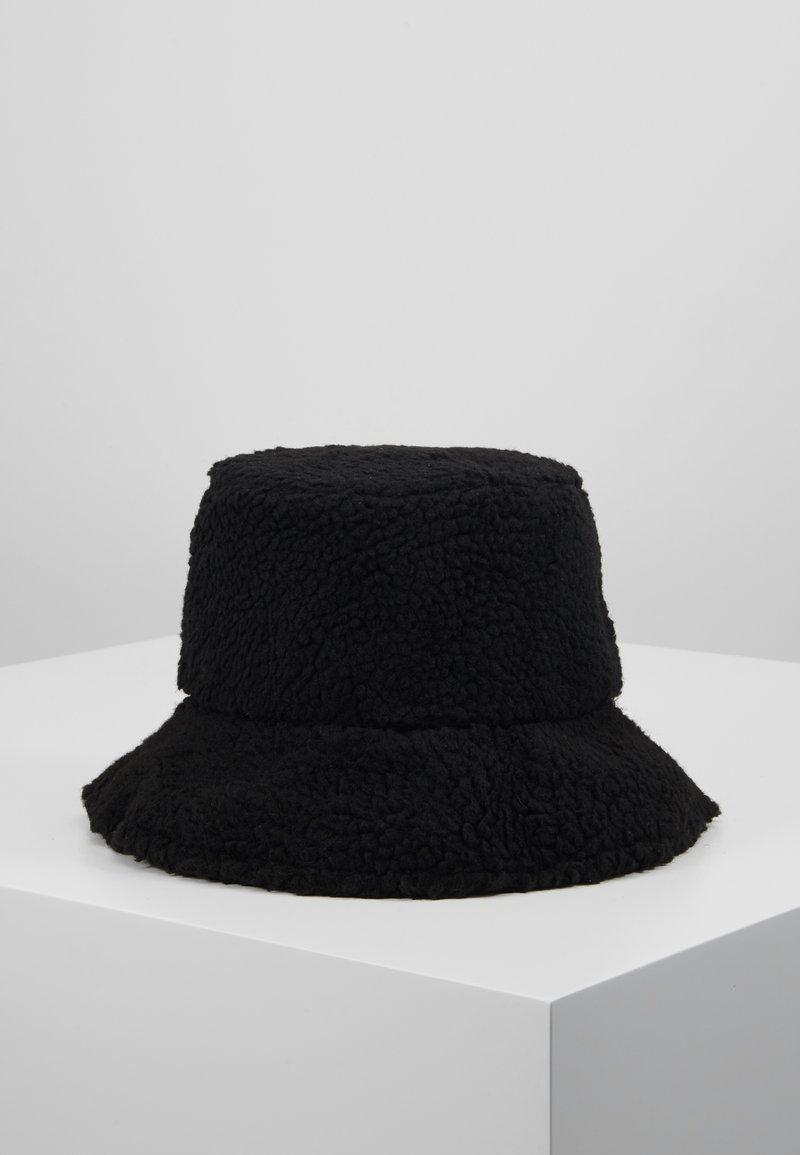 New Look - BORG BUCKET  - Hat - black