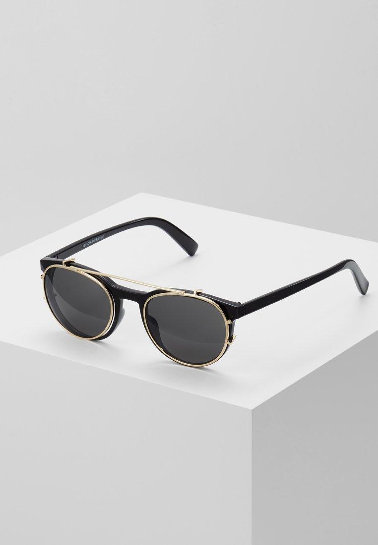 New Look - CLIP ON LENS SUNGLASSES  - Zonnebril - black