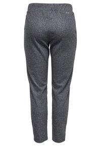 ONLY Play - Spodnie treningowe - dark grey - 1