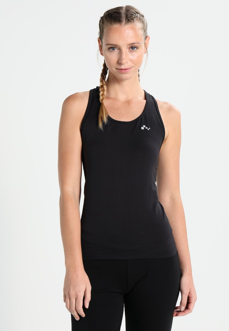 ONLY Play - Sportshirt - black