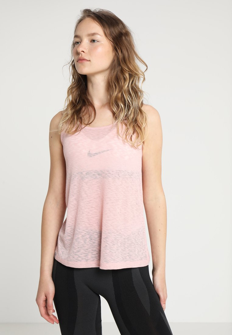 ONLY Play - ONPNARCISSA TANK  - Top - silver pink