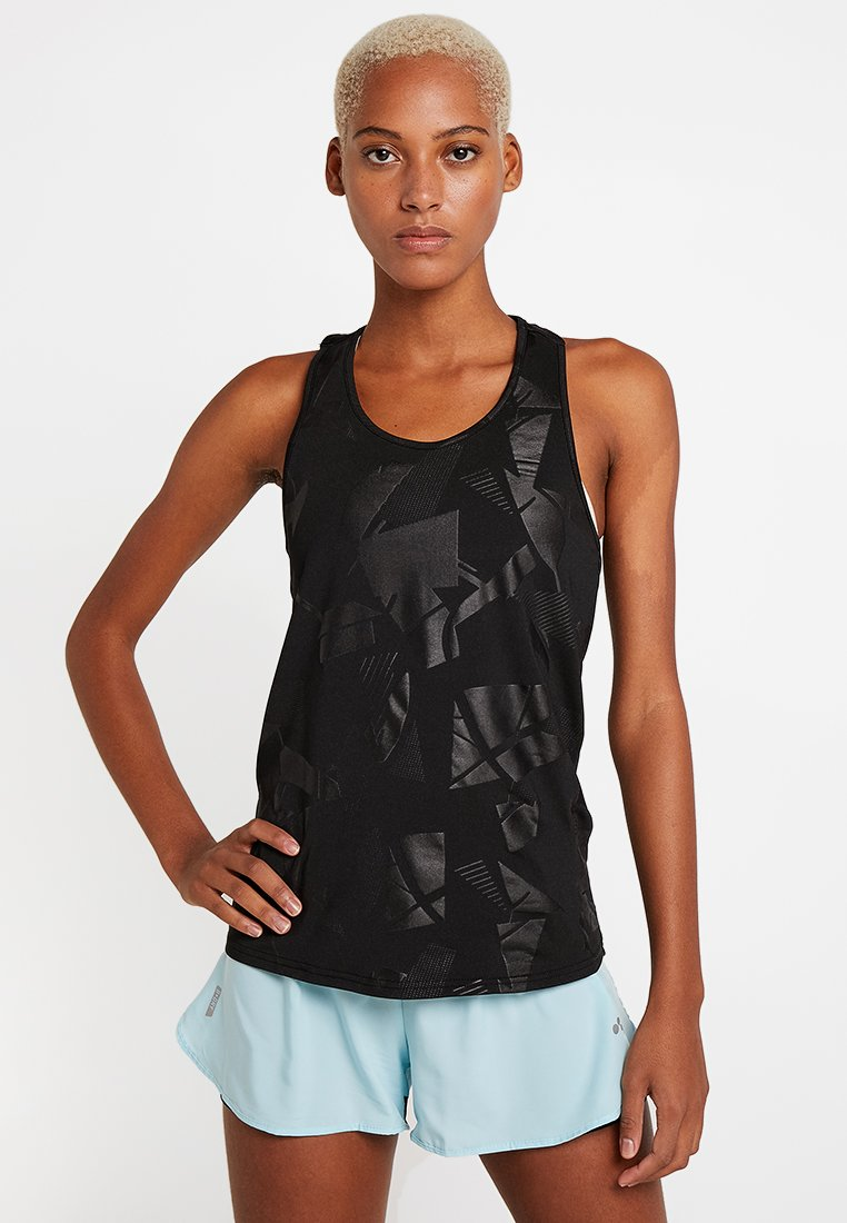 ONLY Play - ONPHYDRA TRAINING TOP - Funktionsshirt - black