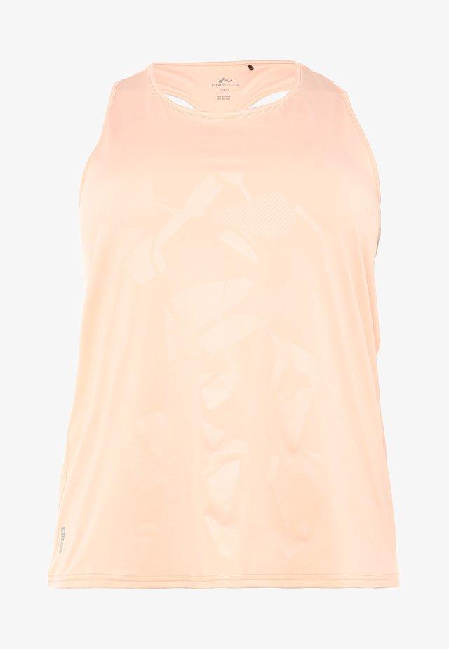 ONPHYDRA CURVY - Funktionsshirt - pale neon orange