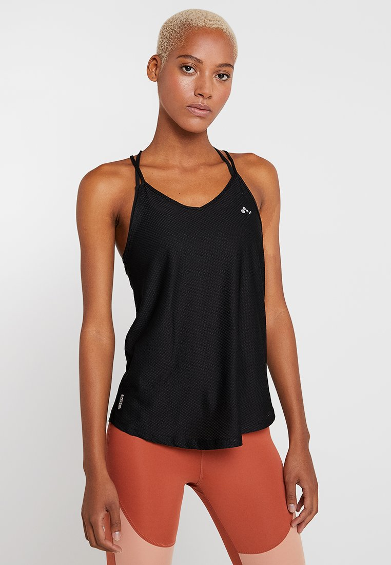 ONLY Play - ONPMILA TRAINING - Funktionsshirt - black