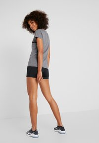 ONLY Play - ONPJANICE REGULAR TEE - T-shirts med print - medium grey melange - 2