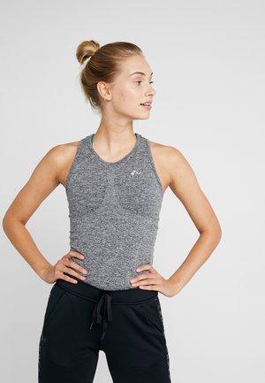 ONPJADA CIRCULAR - Sports shirt - black melange