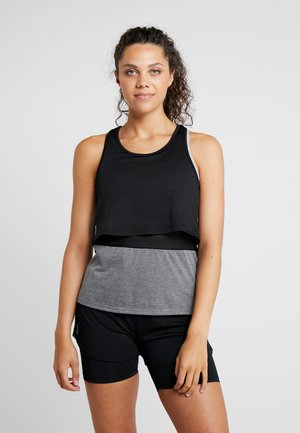 ONPJOELLE TRAINING - Koszulka sportowa - black