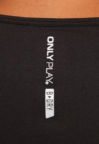 ONLY Play - ONPORA CIRCULAR - Printtipaita - black - 5