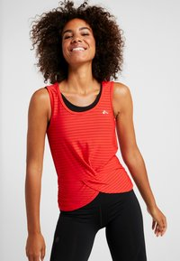 ONLY Play - ONPOLYA TRAINING  - Sportshirt - flame scarlet - 0