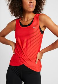 ONLY Play - ONPOLYA TRAINING  - Sportshirt - flame scarlet - 3