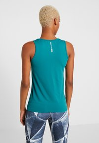 ONLY Play - ONPORA CIRCULAR  - Camiseta de deporte - shaded spruce - 2