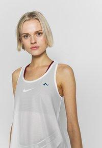 ONLY Play - LOOSE TRAINING TANK - Treningsskjorter - white - 3