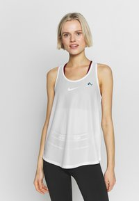 ONLY Play - LOOSE TRAINING TANK - Treningsskjorter - white - 0