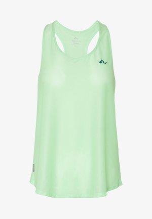 LOOSE TRAINING TANK - T-shirt de sport - green ash