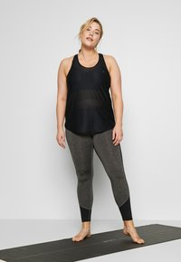 ONLY Play - ONPDAI LOOSE TRAINING TANK - Top - black - 1
