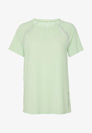 ONPPERFORMANCE TRAINING LOOSE - Basic T-shirt - green ash/black