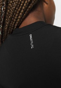 ONLY Play - ONPJAMINA SLIM CIRCULAR - Sports shirt - black - 4