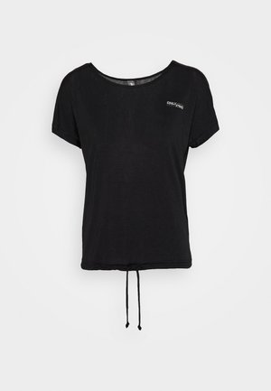 ONPADELIA TEE - T-shirts print - black