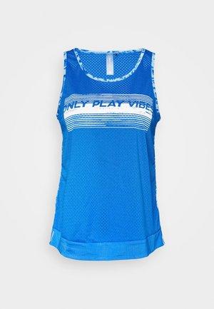 ONPANGILIA TRAINING - Camiseta de deporte - imperial blue/white