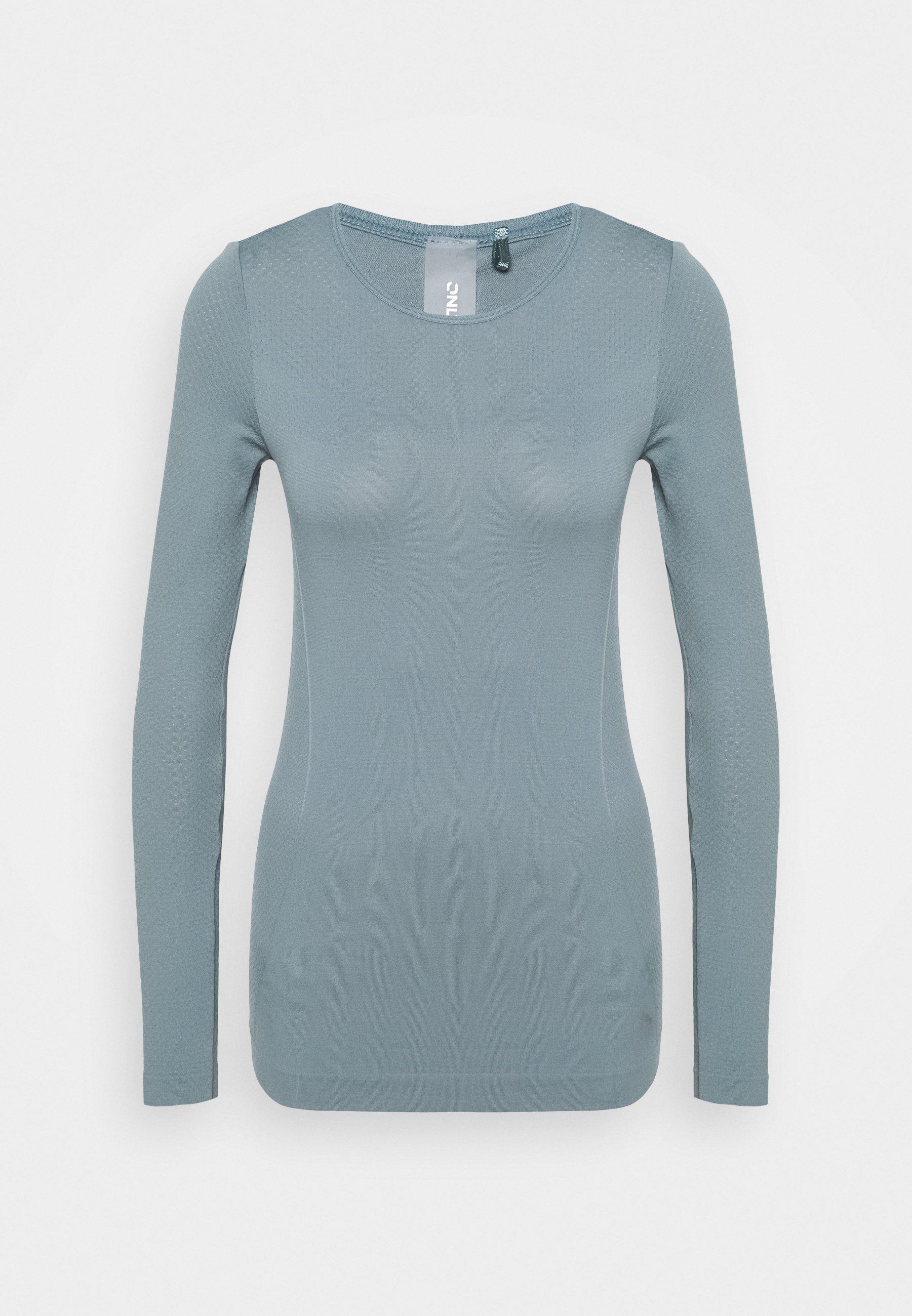 ONPSTACIA CIRCULAR T shirt de sport goblin blue