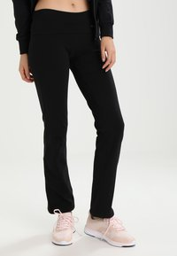 ONLY Play - Tracksuit bottoms - black - 0