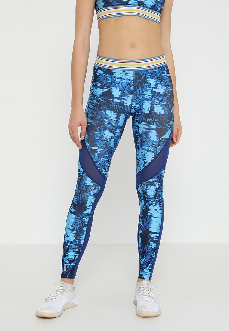 ONLY Play - ONPTROPICANA TRAINING - Tights - sodalite blue