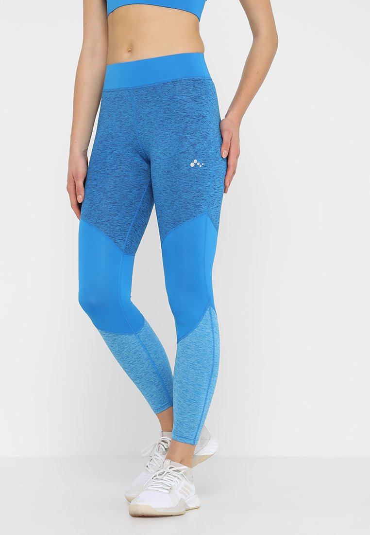 ONLY Play - ONPSODALITE 7/8 TRAINING - Tights - sodalite blue