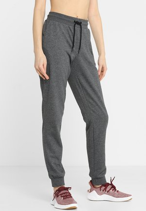 ONPELINA PANTS - Tracksuit bottoms - dark grey melange