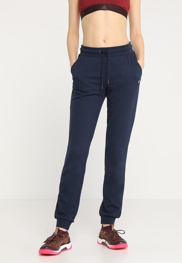 ONPELINA PANTS - Teplákové kalhoty - navy blazer