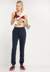 ONLY Play - ONPELINA PANTS - Pantalones deportivos - navy blazer - 1